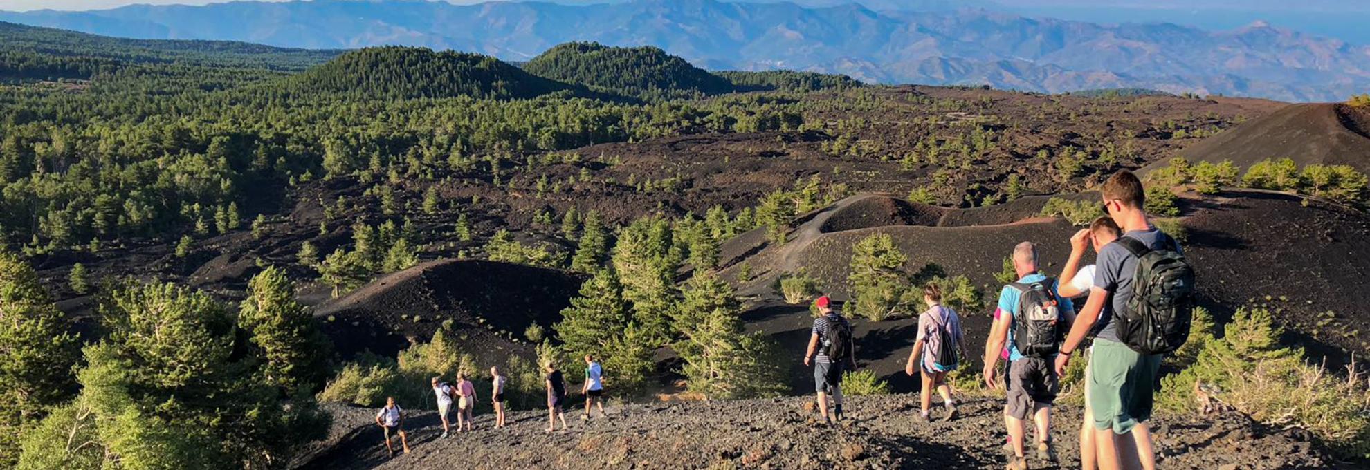 Excursion à l'Etna et aux gorges de l'Alcantara
